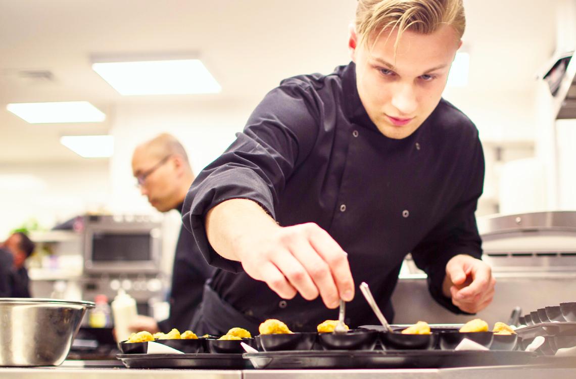 Brasserie Hof ter Linden - Keuken