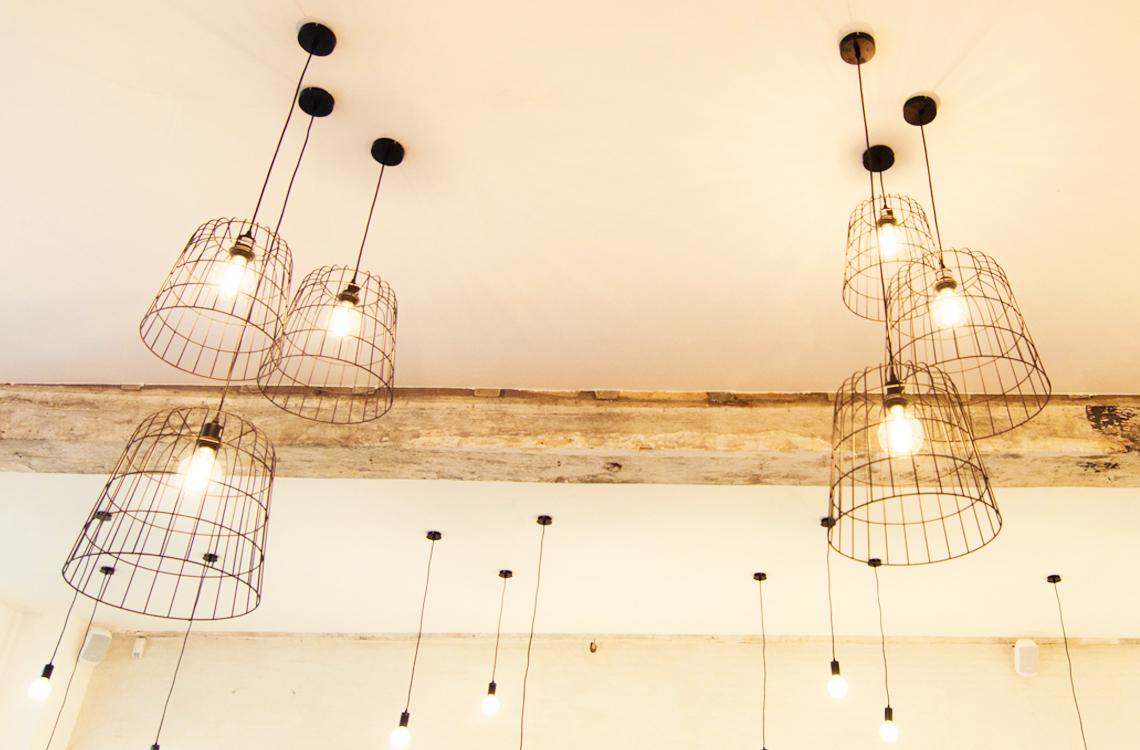 Brasserie Hof ter Linden - Sfeerverlichting