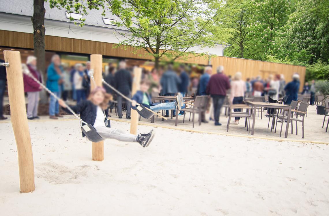 Brasserie Hof ter Linden - Speeltuin